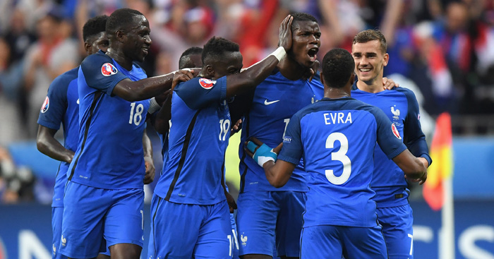 France – Iceland – Review
