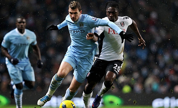 Manchester City – Fulham Review
