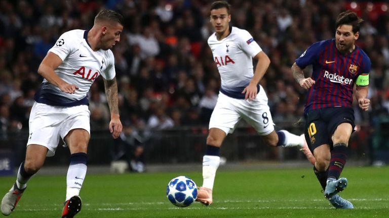 Barcelona – Tottenham Review