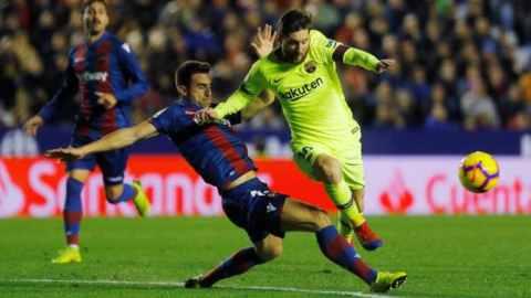 Levante – Barcelona Review