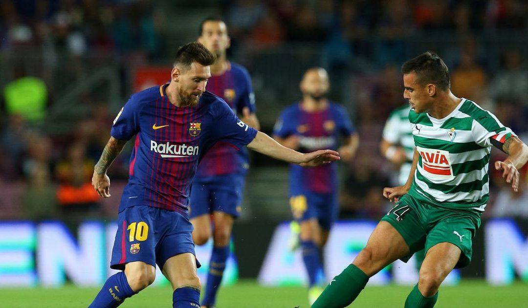 Barcelona – Eibar Review