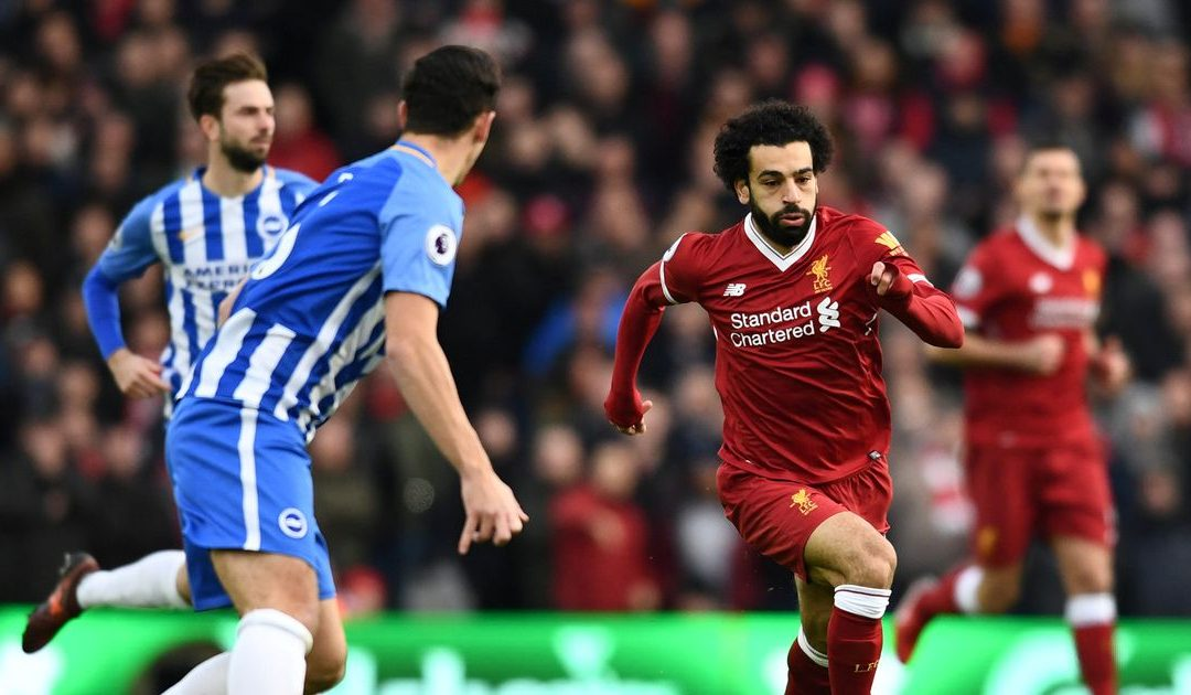 Brighton – Liverpool Review