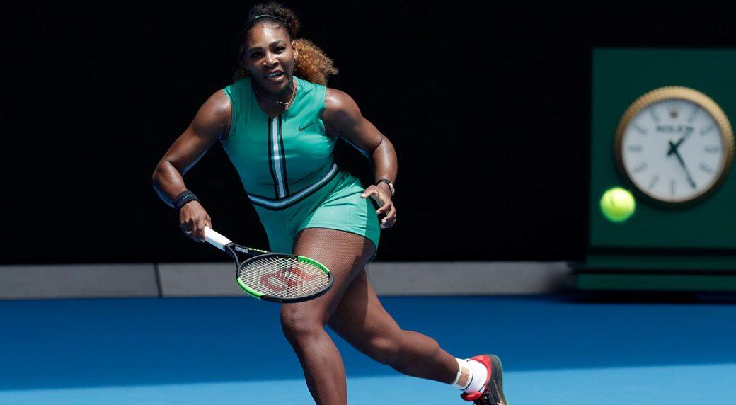 WTA Australian Open Review
