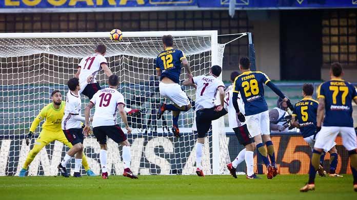 Verona – Milan – Review