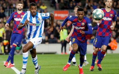 Barcelona – Real Sociedad – Review – 16.12.2020