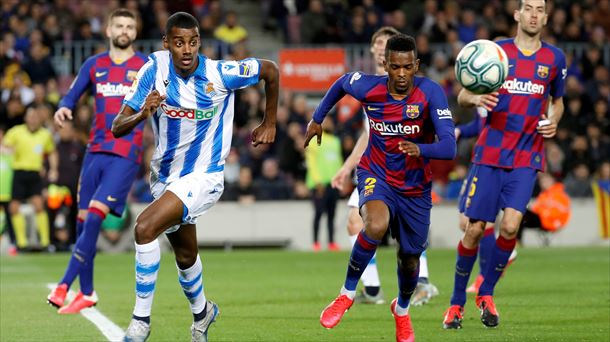 Barcelona – Real Sociedad – Review – 16.12.2020